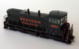 Athearn's upgraded EMD SW1500