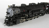 Southern Pacific HO scale brass steam locos