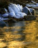 icy lake erken