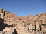 Colonnaded Street and The Arched Gate Petra Jordan.jpg