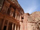 The Treasury in the sun 2 Petra Jordan.jpg