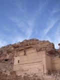 Qasr Al-Bint under cloud Petra Jordan.jpg