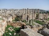 Church of Saint Theodore with Amman backdrop Jerash Jordan.jpg