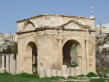 North Tetrapylon 2 Jerash Jordan.jpg