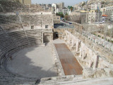 Roman Theater in Amman Jordan.jpg
