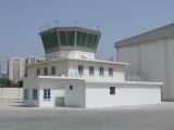 Air Traffic Control Tower Al Mahatah Museum Sharjah