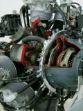DC3 Engine Al Mahatah Museum Sharjah