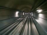 Metro Tunnel Dubai