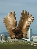 Eagle Roundabout Fujairah.JPG
