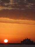 Sunset Palm Island Dubai.JPG