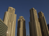 Jumeirah Beach Residences Towers.JPG