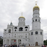 Cathedral Square inside the Kremlin