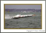 Off Shore Power Boat Racing