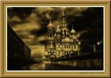 Church of the Spilt Blood. Saint Petersburg