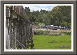Official Opening Trestle Bridge Timboon