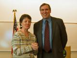 Elizabeth  & Sen Jeff Merkely
