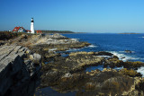 Maine and Nova Scotia