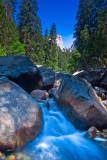 Vernal Falls Creek