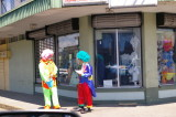 Street Clowns - San Ramon