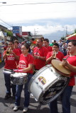 Red T-Shirt Marching Band