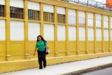 Cartago Yellow Wall