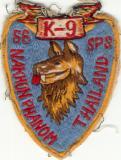56 SPS K9 patch Nakhon Phanom
