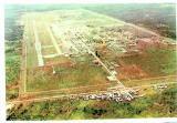 Aerial view of NKP