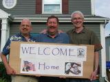 July 2006 - Coming Home - Jim Stastny, Bill Cummings, & Phil Carroll