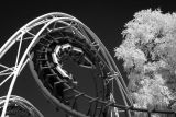 CEDAR POINT in INFRARED