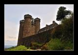 Le chateau d'Anjony