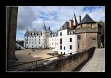 Le Chateau des Ducs de Bretagne à Nantes