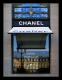 Chanel headquarters - Paris - IDENTITY THEFT