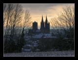 L'Elegante silhouette de la Cathedrale