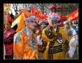 Chinese New Year Parad in Paris