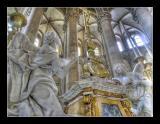 Cathedrale de Coutances Choeur hdr
