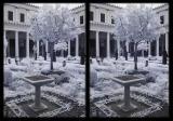 Infrared Getty Villa 3D 2