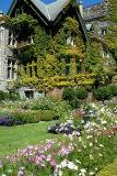 Hatley Castle Gardens Victoria