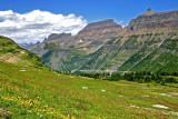 Glacier National Park, July 2005