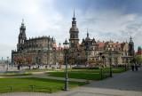 Fél nap Drezdában - Half a day in Dresden
