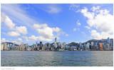Victoria Harbour, view from Tsim Sha Tsui