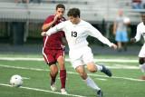 2009 Heidelberg Men's Soccer vs Grove City, PA