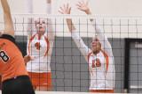 2010 Heidelberg Volleyball vs Ohio Northern