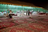 Saudi Arabia in 2009: Desert Dinner