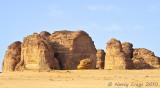 Saudi Arabia in 2009: Mada'in Saleh Area