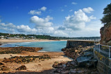 St. Brelade's Bay and jetty, Jersey (3144)