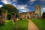St. Andrew's, Okeford Fitzpaine