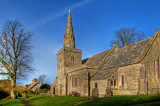 St. Michael and All Angels, Little Bredy, Dorset