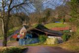 House and barn, Little Bredy, Dorset
