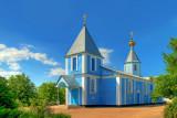 Orthodox church, Lesky