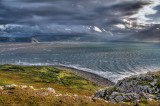 Looking across to Penmaenmawr